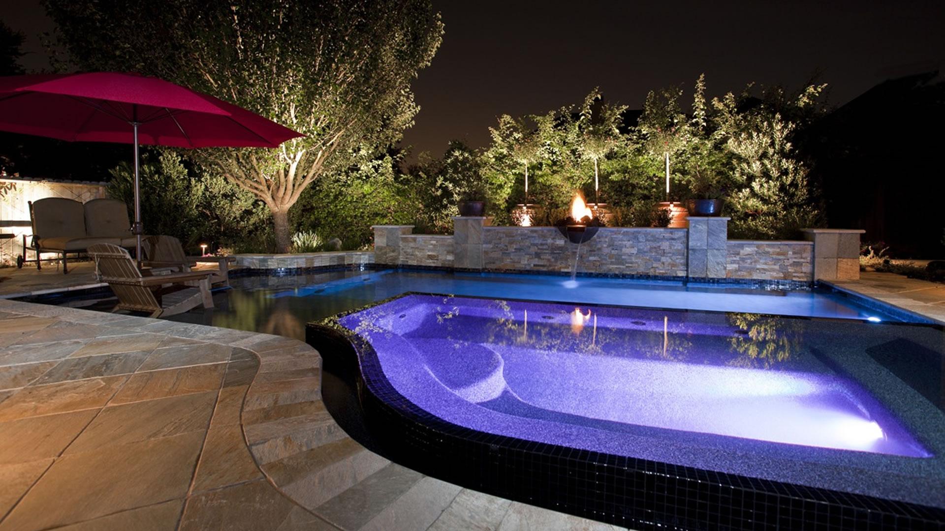 Signature project tuscan elegence by custom design pools for Custom design pools